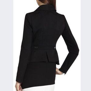 BCBGMaxAzria Jackets & Coats - BCBG Boe blazer with jacquard detail